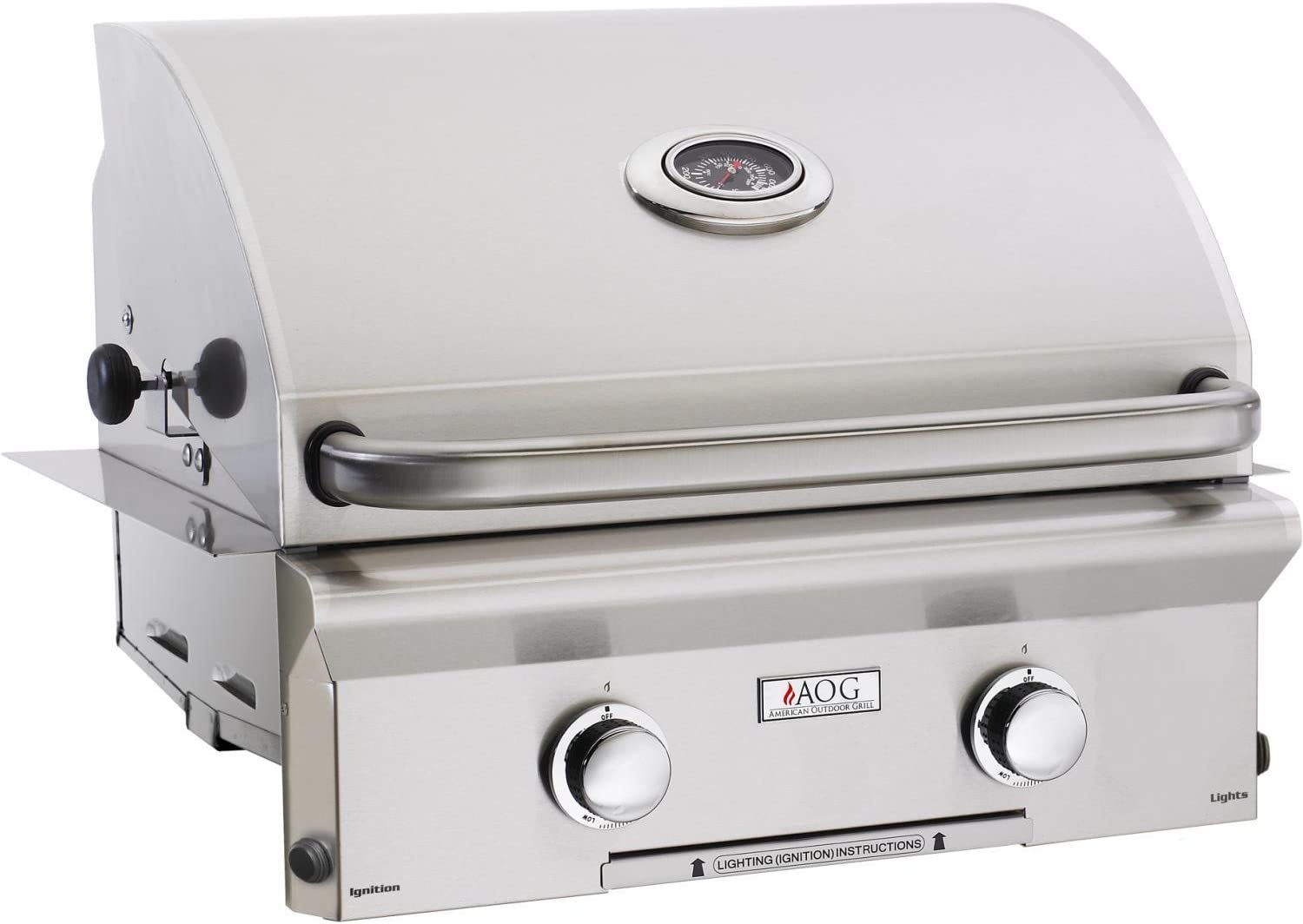 Grill 24 American Outdoor Grill 24pbl-00sp L-series 24 Inch Built ...