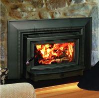 Wood Burning Fireplace Inserts, Firebox - Heat Efficient ...