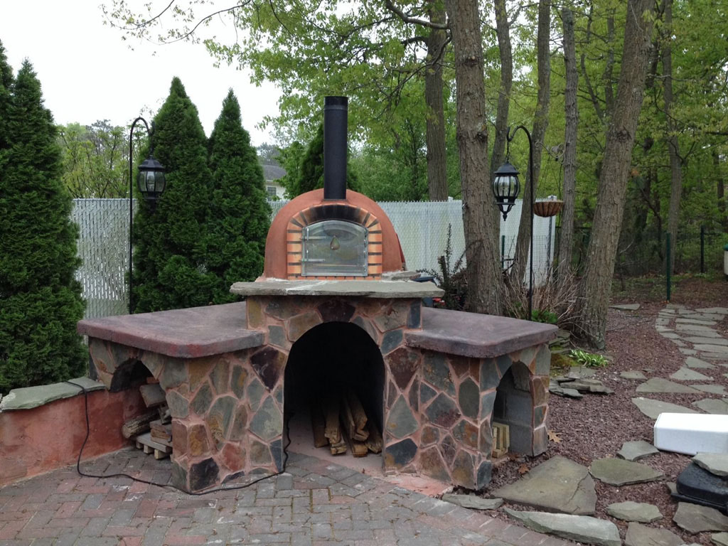 Four Pizza Exterieur Outdoor Pizza Oven Pictures