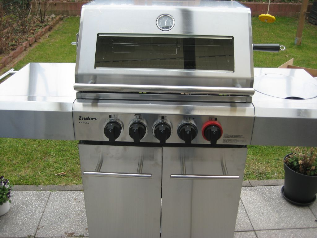 Enders Gasgrill Lincoln Ersatzteile : Enders gas grill enders grill händler