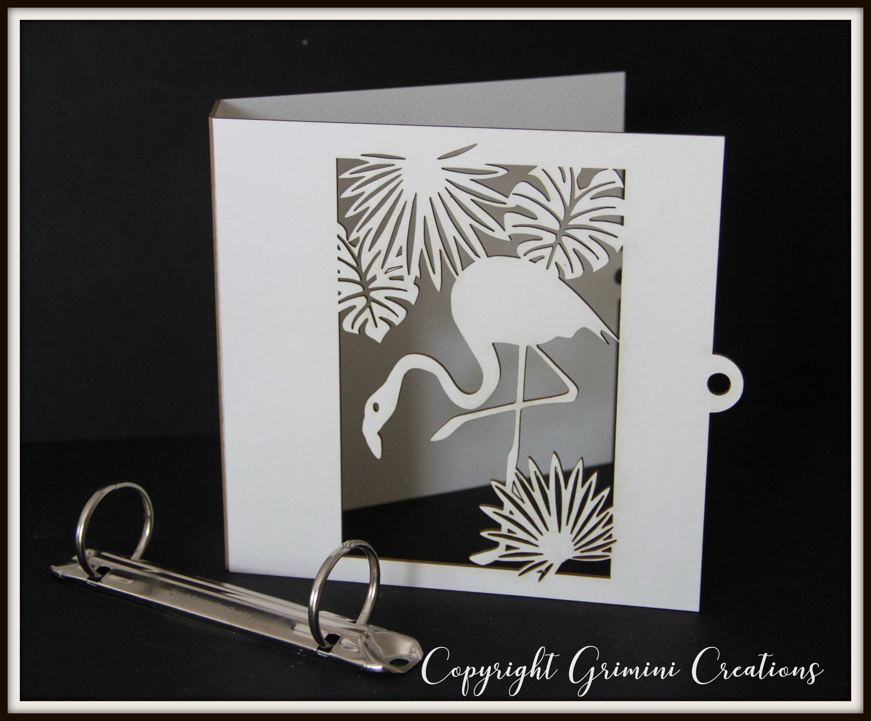 Peinture Flamant Point De Vente Structure 14x14 Flamant Rose Griminicreations