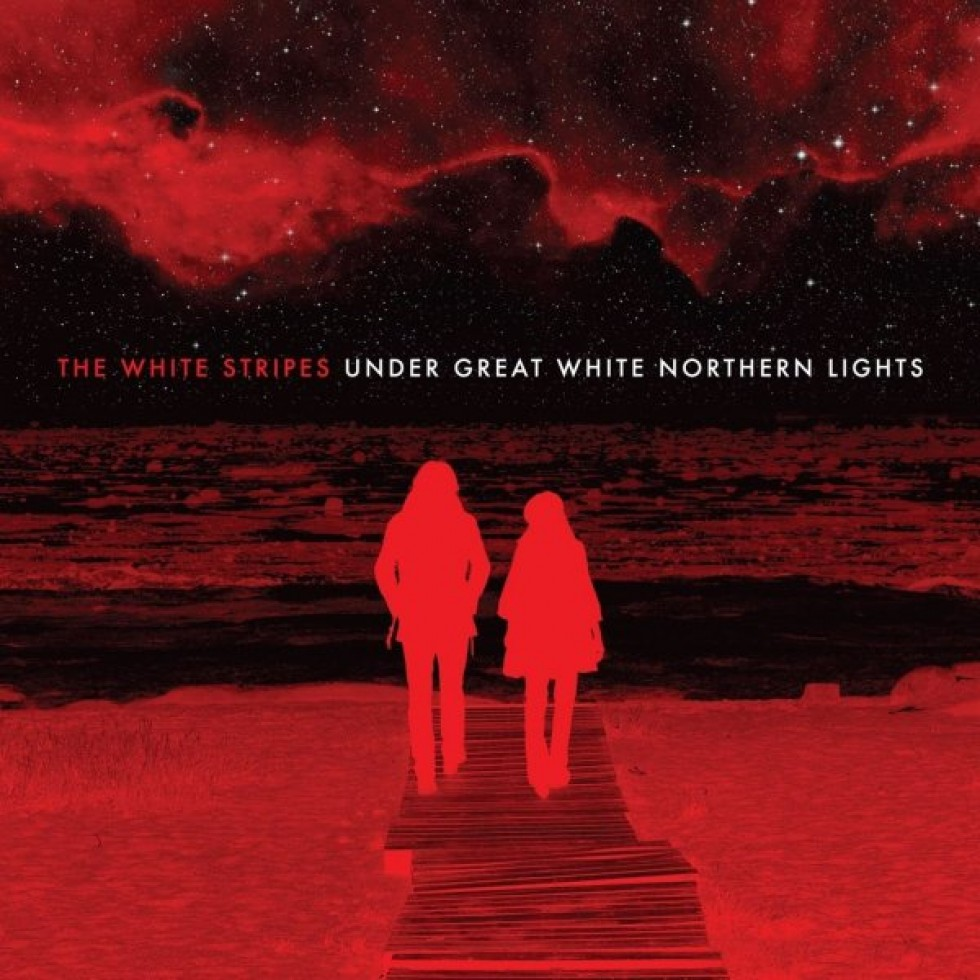 White Stripes – Under The Great White Northern Lights