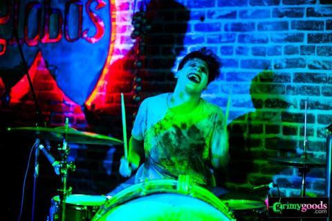 Death Hymn Number 9 photos los globos