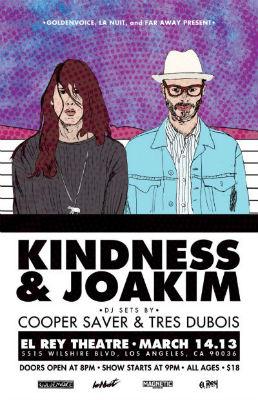 Kindness x Joakim Full Flyer