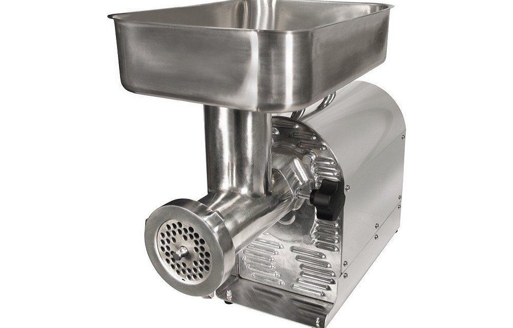 Weston No. 8 Commercial Meat Grinder and Sausage Stuffer ½ HP