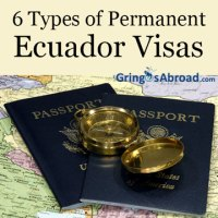 6 Types of Ecuador Permanent Resident Visas (Video)