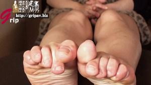 香り高き足裏くすぐりと足コキ電気アンマ/柚木はるか