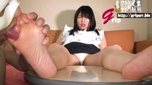 膝から下が性感帯の女の子と足裏で遊ぼっ!/新村あかり