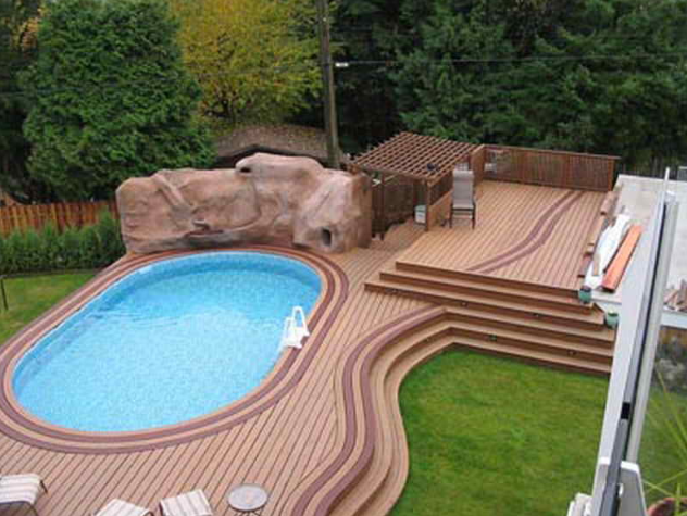 deck Pool Party