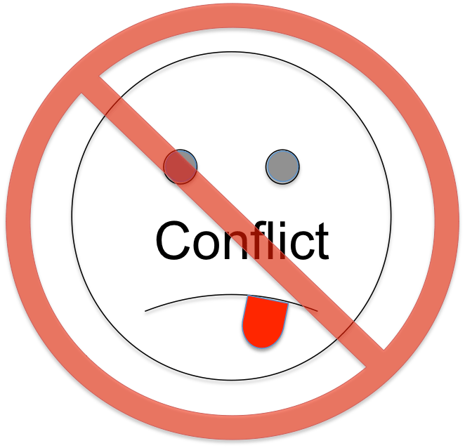 avoiding conflict Observed 24 middle-class mothers and their 2½-yr-old children in the supermarket on 2 occasions all mothers were found to use 2 types of control techniques: those that were in immediate response to and contingent on the child's undesired behavior and those that avoided conflicts by directing the child's attention without.