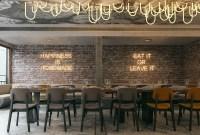 Firefly restaurant interior design - Grits + Grids