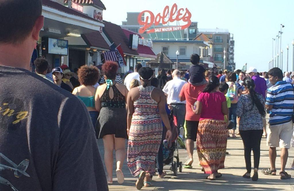 Rehoboth Boardwalk - Delaware
