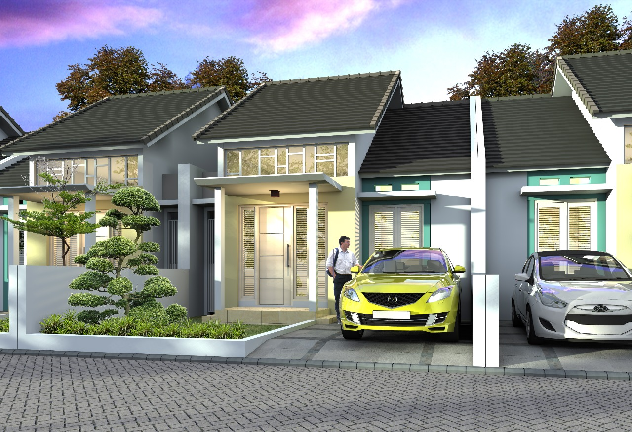 Desain Rumah Type 27 Griya An Nisa Cemandi The Future Of Islamic Living