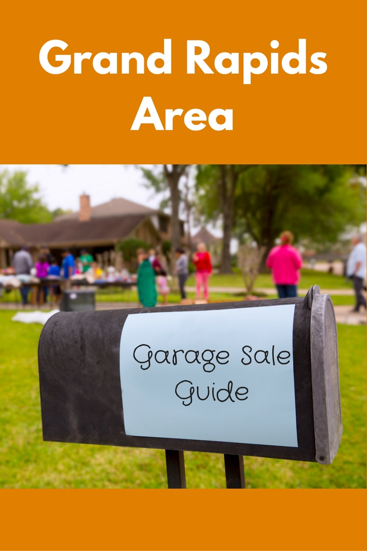 Garage Sale Zeeland Greater Grand Rapids Garage Sale Guide 2019 Grkids