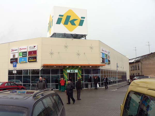 Just a minute \u2013 it only takes that long to shop at IKI The Grocery - iki solution