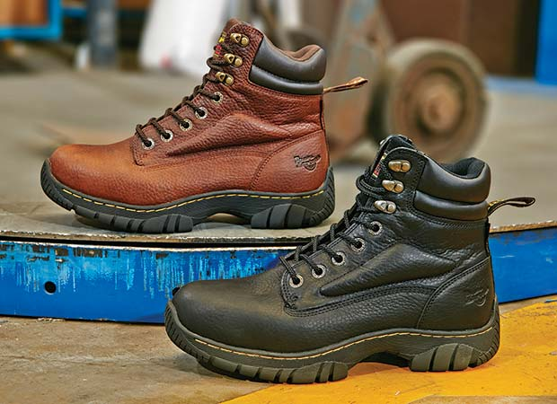 New Safety Footwear From Drmartens Grocery Trader