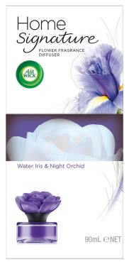 Home-Signature-Flower-Diffuser-(Water-Iris-&-Night-Orchid)