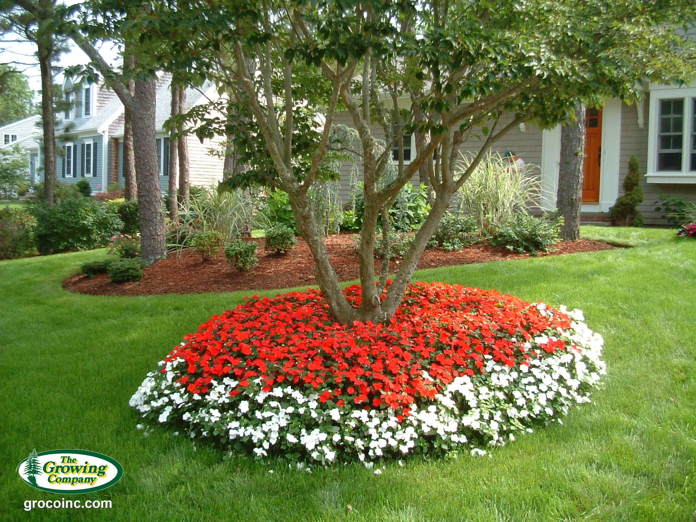 Plant Bed Annual Flower And Bed Preparation For Cotuit Osterville