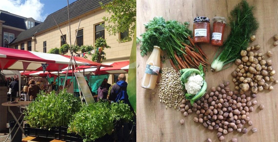 Ommelander markt - Groene Avonturen