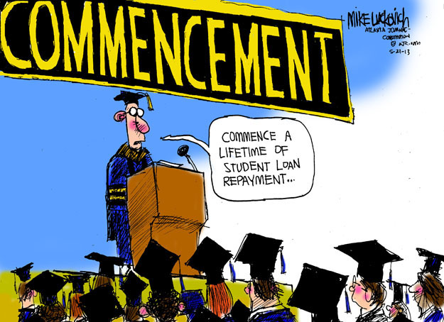 Democrats' Policies On Rising College Tuition Costs And Student Loans – Gronda Morin