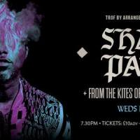 Groovement supports Shabazz Palaces with From The Kites Of San Quentin