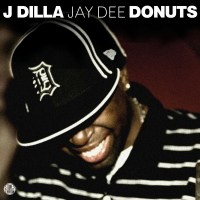 Dilla's Donuts clear vinyl gatefold pressing