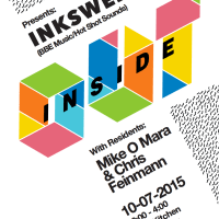 Inkswel in Manchester for Inside Out debut club night