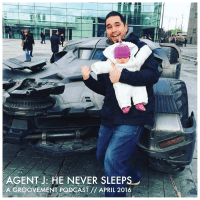 Groovement Podcast: He Never Sleeps {April 2016}