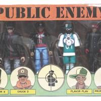 Ed Piskor's Public Enemy figures up for pre-order