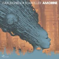 New music // Starkiller meet Harleighblu for Amorine with art from Boo Cook