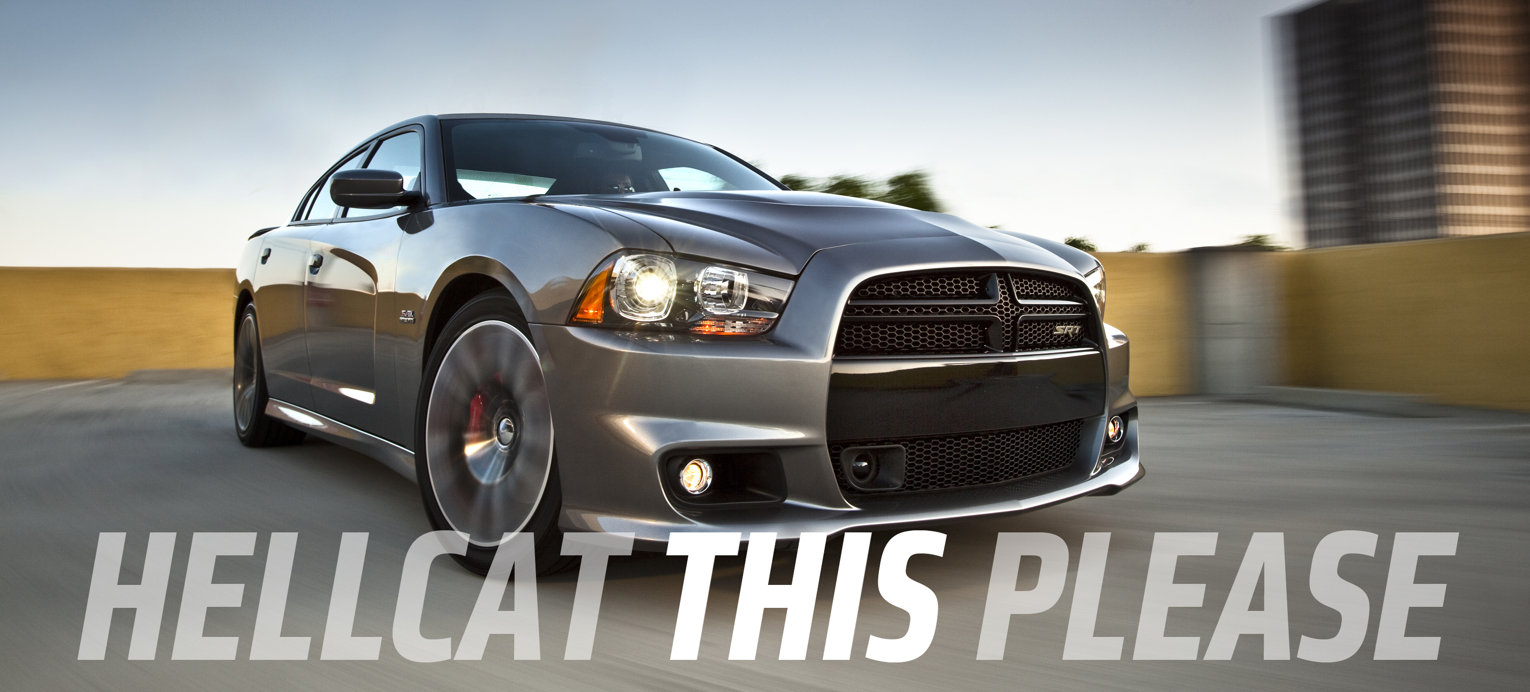 What does 707 HP sound like? Hellcat most likely.
