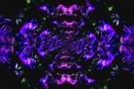 Phoenix Blue Flame Mandala