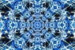 Ice Blue Collision
