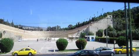 Olympic Stadium 1874 Athens