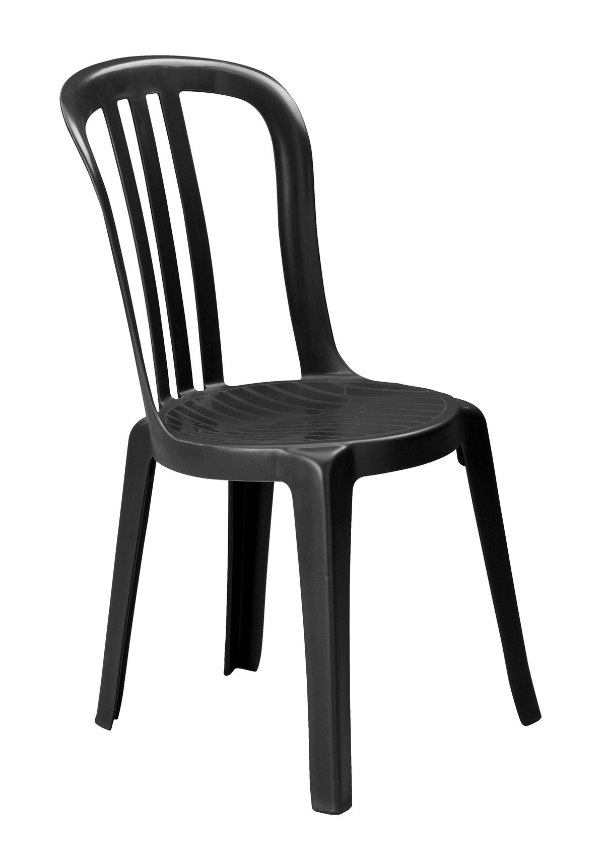 Chaise Bistrot Noire Chaise Miami Bistrot Noir