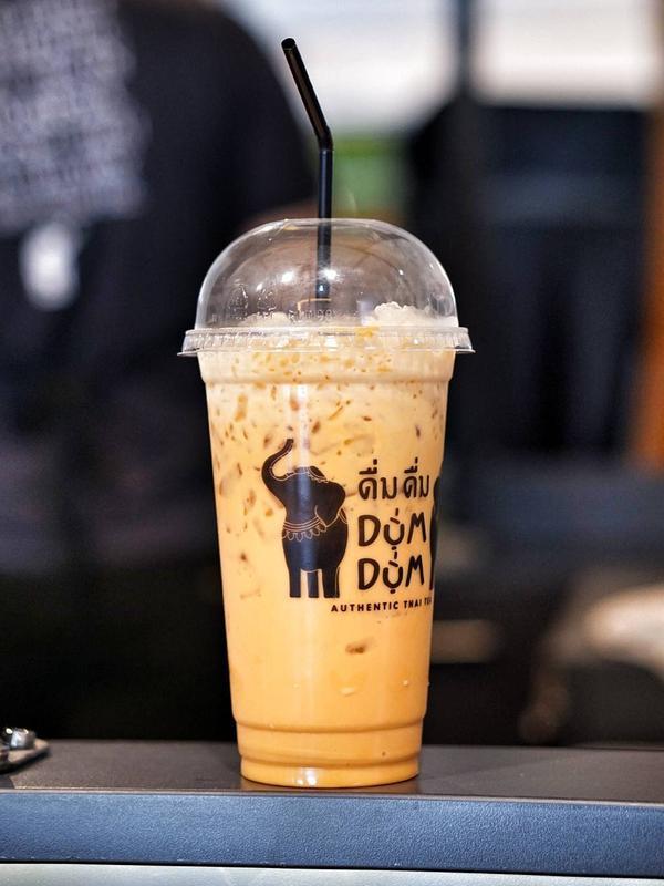 Inilah Rahasia Kesuksesan Dum Dum Thai Tea di Jakarta