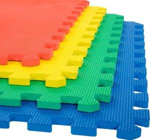 harga karpet puzle matras tebal ukuran besar polos