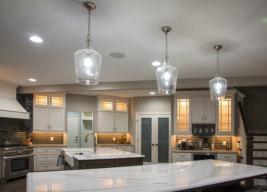Island In Kitchen Or Not Kitchen Island Pendants - Gross Electric