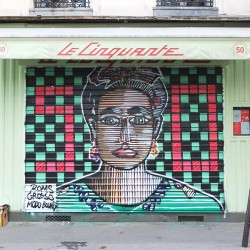 Fresque frida kahlo 2016