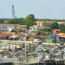 Cabanes ostréicoles - Port des Saline - Île d'Oléron