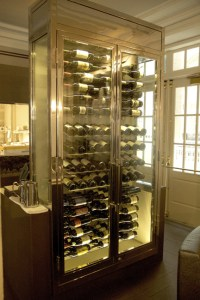 wine cabinet | Wine Racks & Wine Cellars by Grotto