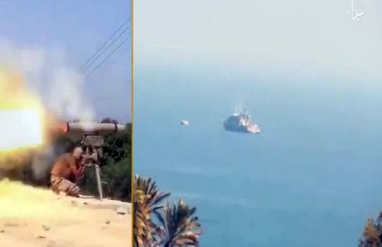 【イスラム】ISISのバズーカ強えぇw船も一撃で沈むんだなw