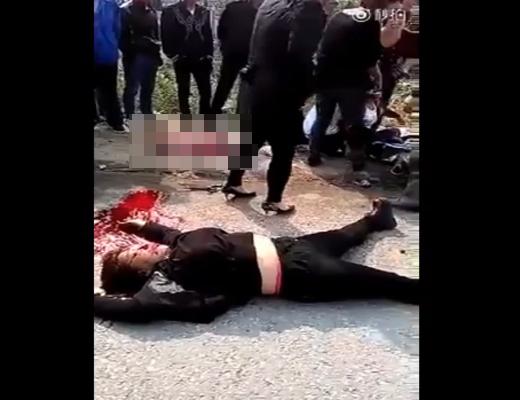 【グロ事故】母親が事故で死亡・・・その横で赤ん坊2人も死亡