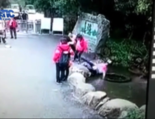 【グロ注意】排水パイプに落ちた少女・・・別の場所から死体になって発見・・・