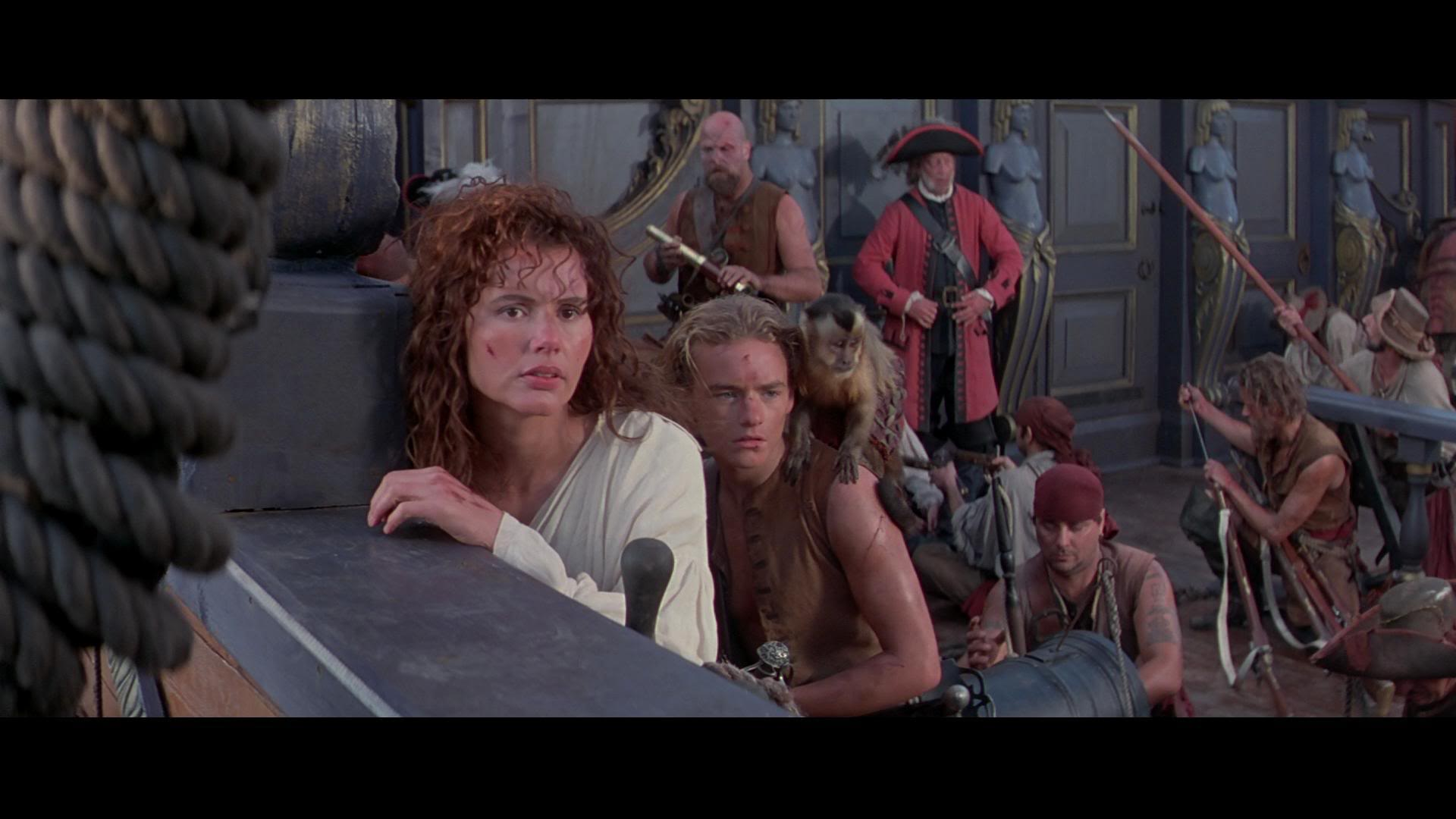 The Pirate Filme Groucho Reviews Cutthroat Island