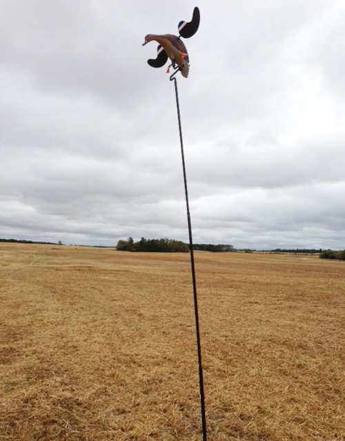 Mojo Mallard 11ft Auger Pole