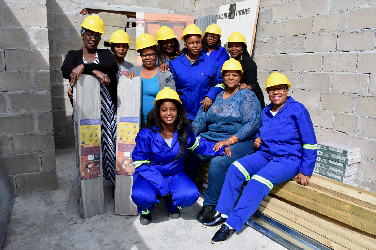 Cash Pool Und Cash Group Cape Town Womens Group Pools Money To Build Houses Groundup