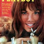 Playboy May 1972 cover