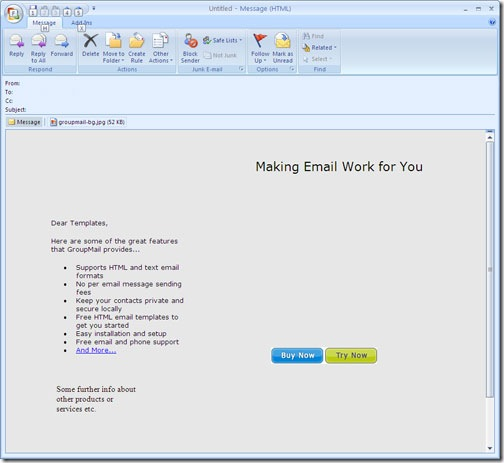 Tips to Create HTML Email That Works with All Email Clients