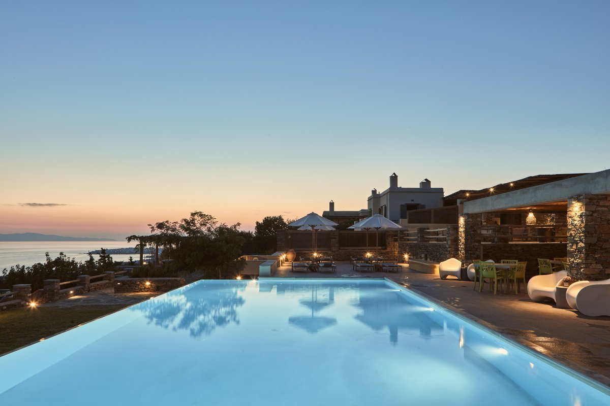 Luxury Holiday Villa With Pool Beautiful Luxury Holiday Villas In Tinos Greece